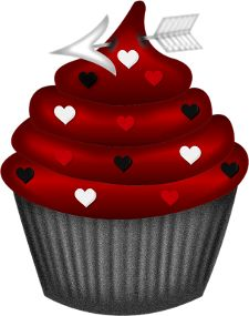 "Photo from album ""valentine"" on Yandex. Cupcake Kunst, Cupcake Art, Cupcake Cakes, Cupcake Quotes, Cupcake Clipart, Cupcake Pictures, Cupcake Drawing, Beautiful Dark Art, Birthday Clipart"