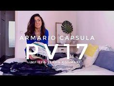 Armario Cápsula Primavera 2017 | Limpieza de Armario según KonMari - YouTube