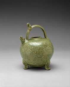 Ewer with Phoenixes | China | Northern Song dynasty (960–1127) | The Metropolitan Museum of Art