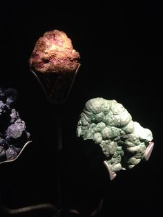 Natural History Museum - London 12th February 2015 // A collection of minerals