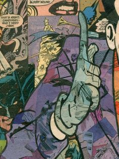 Joker cómic Collage impresión de Giclee   Etsy Bruce Timm, Harley Quinn, Comic Collage, Joker Comic, Aesthetic Pastel Wallpaper, Pop Art, Poster, Chimichanga, Jokes