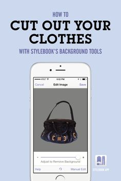 23d0f12d42e7f0 Get perfect background removal on your closet photos with Stylebook s photo  editing tools. Capsule Outfits