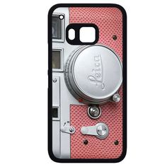 Pink Leica CameraPhonecase Cover Case For HTC One M7 HTC One M8 HTC One M9 HTC ONe X