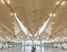Pulkovo International Airport / Grimshaw Architects + Ramboll + Pascall+Watson