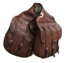 Saddlebags Leather Seats, Leather Saddle Bags, Leather Tooling, Motorcycle Accessories, Leather Accessories, Motorcycle Saddlebags, Western Saddles, Bunkhouse, Triumph Motorcycles
