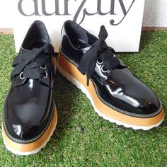 durbuy 2014 A/W - 3 HALL EYELET SHOES WIDE SHOE LACE LOW