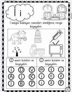 Pre School, Phonics, Preschool Activities, Worksheets, Coloring Pages, Kindergarten, Homeschool, Education, Children