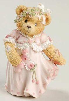 ENESCO Cherished Teddies Sweet Heart Ball at Replacements, Ltd