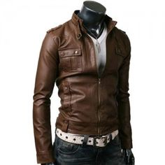 Men's Leather Jackets, coats, Bomber Jackets, Biker jackets & vests