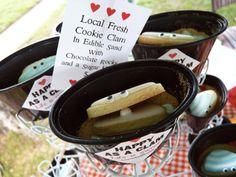 clam cookies by sweet dani b