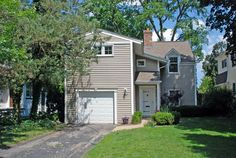 It's hard to find a great 4 bedroom/2.1 bath contemporary in Kenilworth!