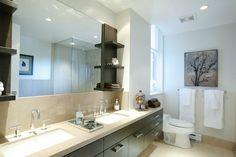 UBC Penthouse interior design