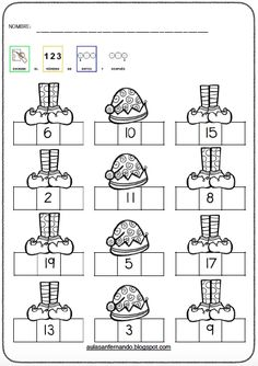 anterior y posterior numeros Life Skills Classroom, Autism Classroom, Letter Worksheets, Kindergarten Math Worksheets, Hindi Poems For Kids, Anterior Y Posterior, Homographs, Math Numbers, Math For Kids