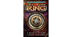 Gripping multimedia time-travel adventure series debut. Read Common Sense Media's Infinity Ring: A Mutiny in Time, Book 1 review, age rating, and parents guide.