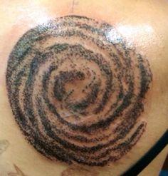 Black And White Spiral Galaxy Tattoo spiral pointillism galaxy on . Spiral Galaxy, Pointillism, Tattoo Inspiration, Black And White, Space, Tattoos, Floor Space, Tatuajes, Black White
