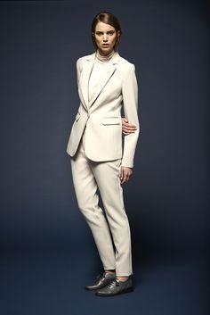 Aumence blazer, Ginny turtleneck and Quentyn pants http://www.dante6.com