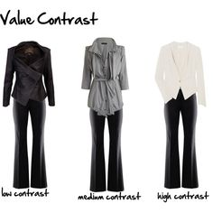 """""""Value contrast"""", Imogen Lamport, Wardrobe Therapy, Inside out Style blog, Bespoke Image, Image Consultant, Colour Analysis"""