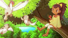 Lilia nackt pokemon Welches Mädchen