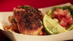 Peri-Peri Chicken with Spanish Rice