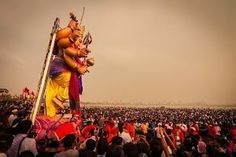 Ganesh Chaturthi in Mumbai and people are celebrating Ganpati Bappa morya in India. Latest media is an important in life to know news like times of India latest cricket breaking news recent India politics current news of India that is produced by new Delhi times. http://www.newdelhitimes.com/archive-site-map/