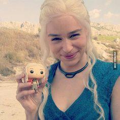 Mini Khaleesi