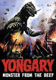 Yongary Monster From The Deep 1967 Aka Taekoesu Edizione: Stati Uniti Italia Blu-ray Godzilla, Kino International, Game Of Thrones, Jae Lee, Nuclear Test, Film Images, Poster S, Sci Fi Movies, Sci Fi Fantasy