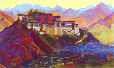 nicholas roerich expedition   Nicolas Roerich, peintre de l'Himalaya «…