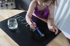 Fun Ways to Teach Kids To Spell & Write Their Names (from Mama Papa Bubba)