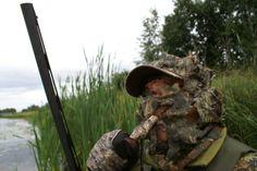 sorsan pillitystä  duck calling
