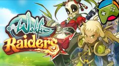 Wakfu Raiders Gameplay - Let's Play HD - Android - iOS