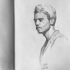 Sketchbook    #face #portrait #sketch #sketching #sketchbook #paper #pencil #draw #drawing #art #artwork #pencilsketch #pencildrawing #pencilart #miro_z #arts_help #beautifulbizarre #artist_4_shoutout #onyxkawai