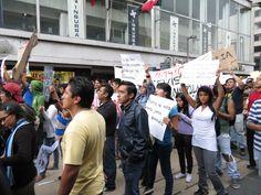 Marcha Anti Peña Nieto     @Carlos Puga