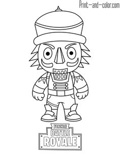 72 Best Fortnite Coloring Pages Images In 2019 Coloring Books