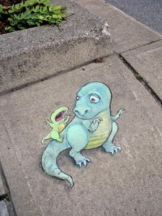 David Zinn. 'Ballad of the Back-Seat Rampager'