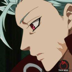 Ban seven deadly sins Anime Soul, Anime Demon, Seven Deadly Sins Anime, 7 Deadly Sins, Anime Meliodas, Latios Pokemon, Ban E Elaine, Ban Anime, Show Me A Hero