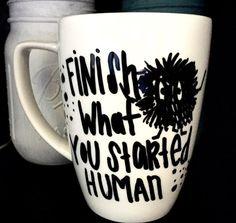 Chihiro mug - suie sprite tasse - mug inspiré d'anime - sharpie tasse - studio ghibli