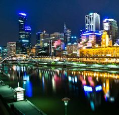 Melbourne - Heard great things about it. Want to go for culture and the Aussie Open!
