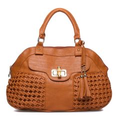 LOVE this bag from ShoeDazzle.com. Been looking for a new brown bag. Perfect shade.