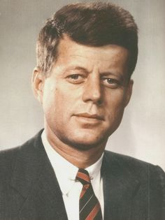 John Fitzgerald Kennedy (May 29, 1917 – November 22, 1963)the 35th President of the United States, serving from January 1961 until he was assassinated in November 1963 Kennedy represented Massachusetts's 11th congressional district in the U.S. House of Representatives from 1947 to 1953 , he served in the U.S. Senate from 1953 until 1960.✩✽❀✿❃✽✩ http://en.wikipedia.org/wiki/John_F._Kennedy