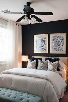 Small Master Bedroom Ideas-11-1 Kindesign