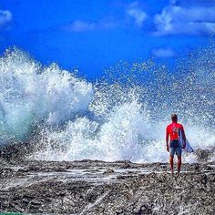 QuickSilver Roxy Pro Snapper Rocks #snapperrocks #coolangatta #mick_fanning #quicksilverpro #quicksilverroxypro #exprerience #travel #livinglife #wonderlust #prosurfer by chris.ryan.photography