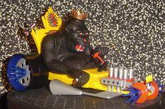 king kong thronester model kit - Google Search