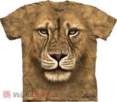 Mountain T-Shirts Lion Warrior Big Face Swag Style, Lion Warrior, Warrior King, Lion Shirt, Warriors T Shirt, Big Face, Mountain Lion, 3d T Shirts, Animal Prints