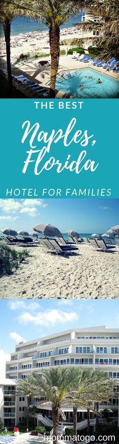 Edgewater Beach Hotel Naples, Florida Review | Where to Stay in Southwest Florida | Where to stay in Naples | Naples Family Vacation | Florida Vacation Planning | Beach Hotel in Naples Florida | Florida with Kids #Florida #Naples #Travel