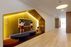 Gallery - OB Kindergarten and Nursery / HIBINOSEKKEI + Youji no Shiro - 13