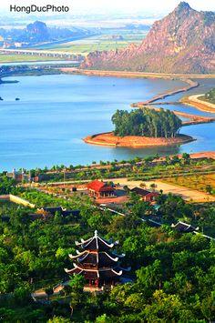 Bai Dinh Pagoda  - Ninh Binh , Vietnam - BAI DINH, Ninh Binh