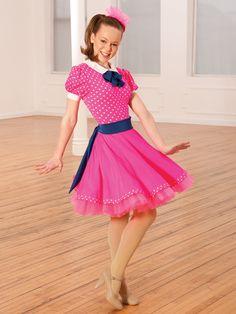 Swing! - Style 0288 | Revolution Dancewear Jazz/Tap Dance Recital Costume