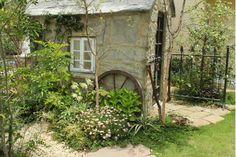 住宅のテイストに合わせて植栽を選ぶのは当然。テイスト別オススメ植栽 | エクステリアと住まいの。Nexell ネクセル