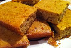 OK, so I am about to share with you the most delicious, gluten-free, Paleo friendly cornbread recipe! This stuff is so good… in fact, my hubby and I managed to eat the whole pan in a matter o…