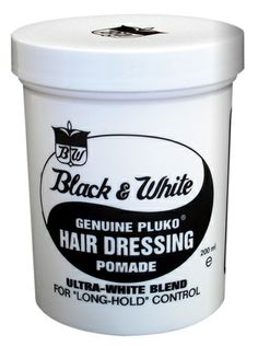 Black & White Original Pomade